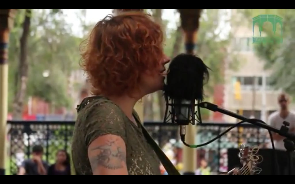Camille Miller Busking Mexico 2 thumbnail
